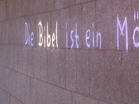 Die Bibel Ist Ein Märchenbuch