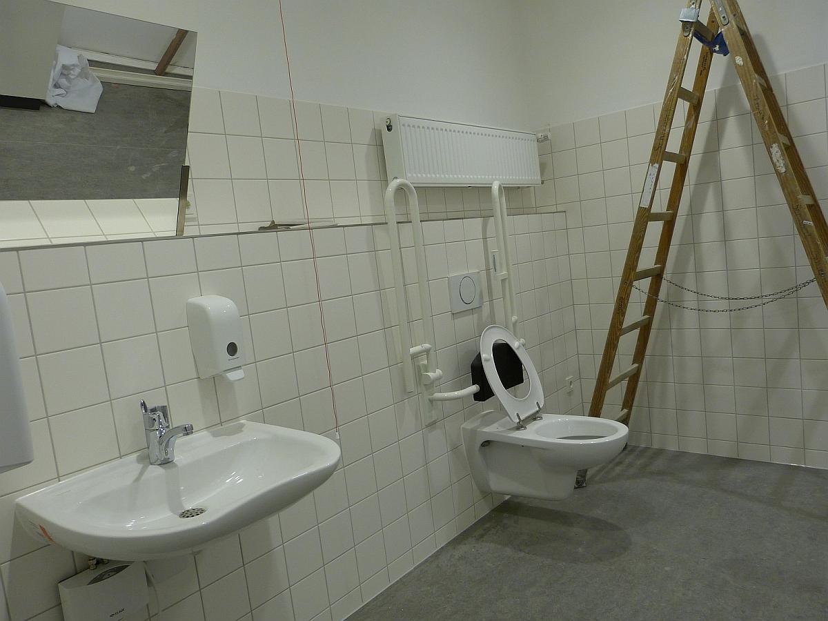 Umbauarbeiten Am Kleinen Michel 2015